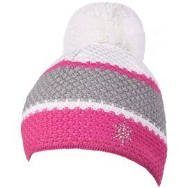 R-JET SPORT FASHION BASIC - Дамска плетена шапка на райета