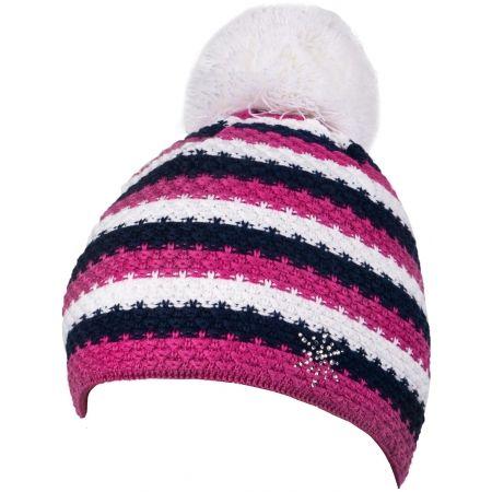 Dámska pletená čiapka - R-JET SPORT FASHION BASIC