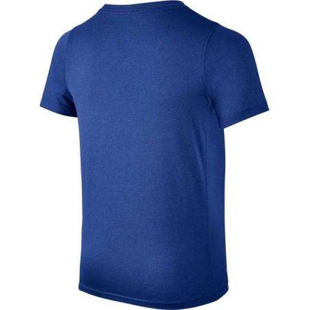 Tricou de băieți - Nike B NK DRY TEE SS SWOOSH SOLID - 2