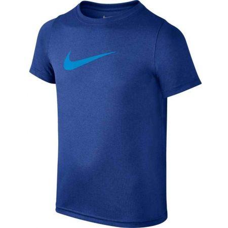 Nike B NK DRY TEE SS SWOOSH SOLID - Chlapecké tričko