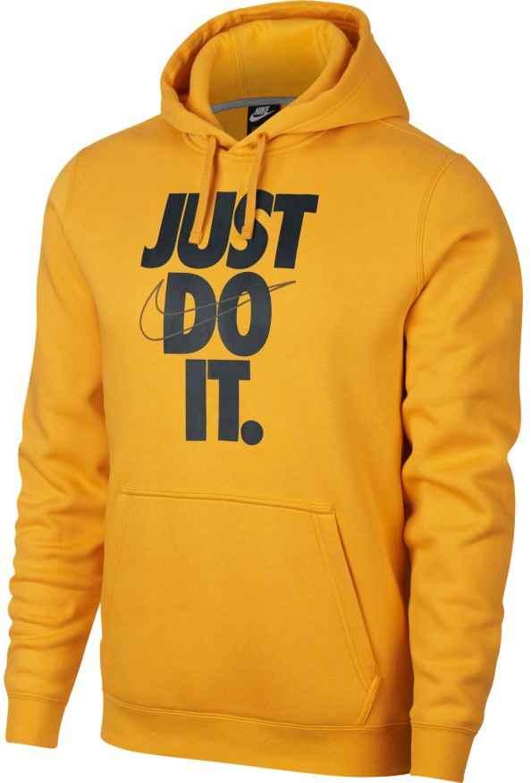 Nike M NSW HBR HOODIE PO FLC JDI. Pánská mikina e44ebb3af9f