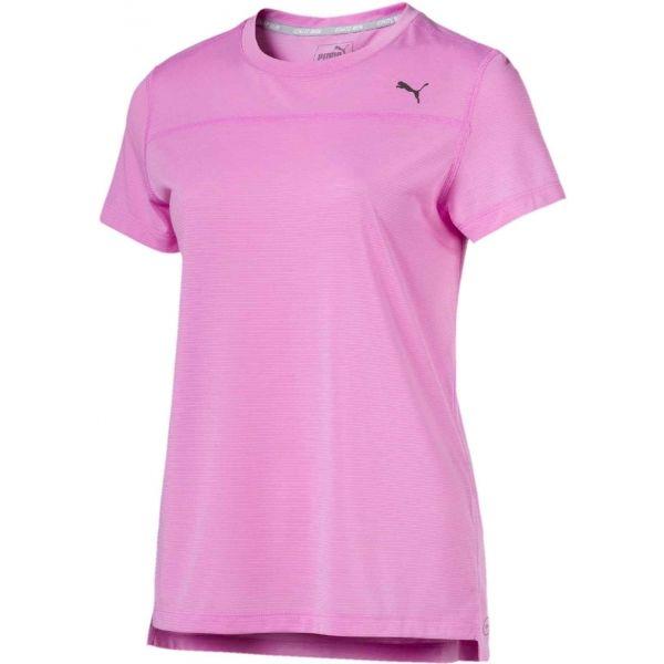 Puma S/S TEE W rózsaszín M - Női póló