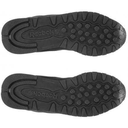 ca89aa058d3 Pánské volnočasové boty - Reebok CL LTHR INT - 4