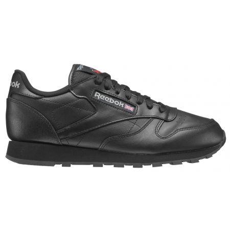 Pánské volnočasové boty - Reebok CL LTHR INT - 1 b3e040146b