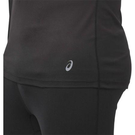 Pánské sportovní triko - Asics ICON LS 1/2 ZIP - 2