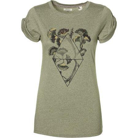 Dámske tričko - O'Neill LW CASTLE PEAK PRINT T-SHIRT - 1