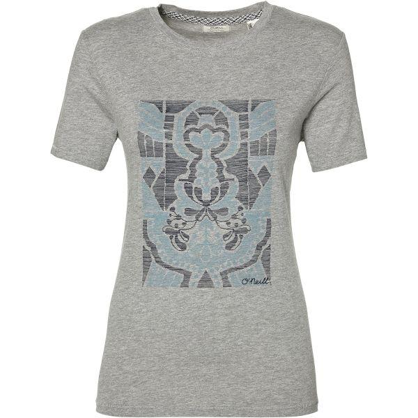 O'Neill LW VALLEY TRAIL T-SHIRT šedá XS - Dámské tričko
