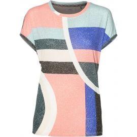 O'Neill LW ABSTRACT AOP T-SHIRT - Dámské tričko