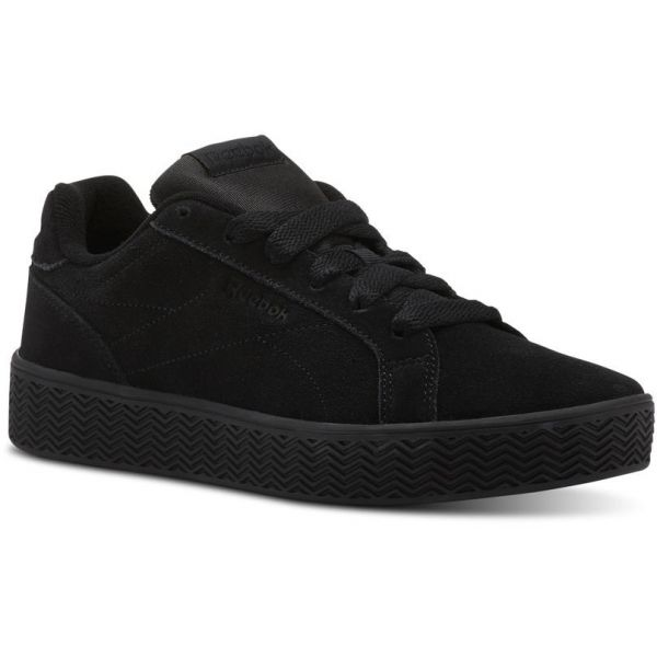 Reebok ROYAL COMPLETE PFM černá 6 - Dámská volnočasová obuv