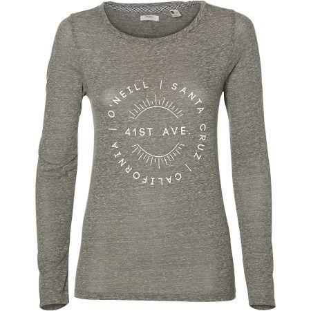 Dámské tričko - O'Neill LW FREEDOM LONG SLEEVE T-SHIRT - 1