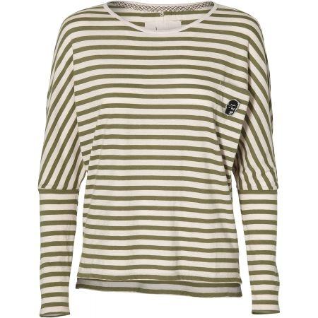 Dámské tričko - O'Neill LW ESS STRIPED L/S T-SHIRT - 1
