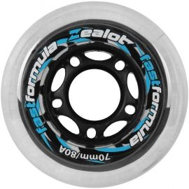 Zealot WHEELS 70X24MM - Set cu 4 roți