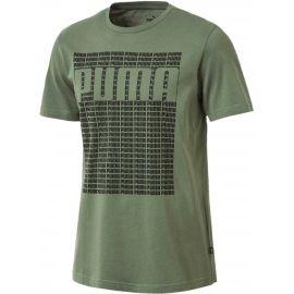 Puma WORDING TEE - Men's T-shirt