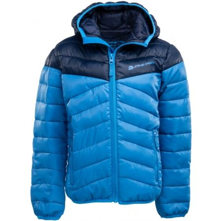 Kids' winter jacket - ALPINE PRO OBOKO - 1