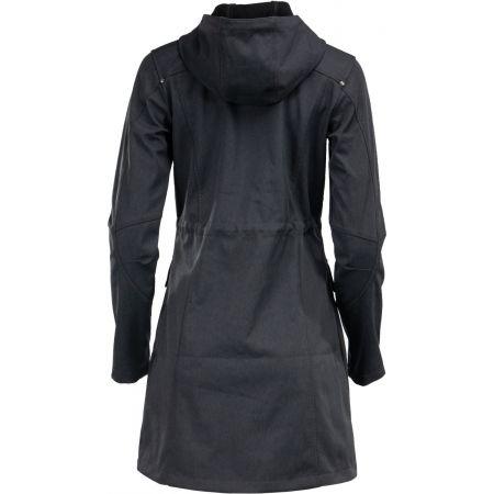 Dámsky softshellový kabát - ALPINE PRO GALLERIA 2 - 2