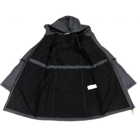 Dámsky softshellový kabát - ALPINE PRO GALLERIA 2 - 3