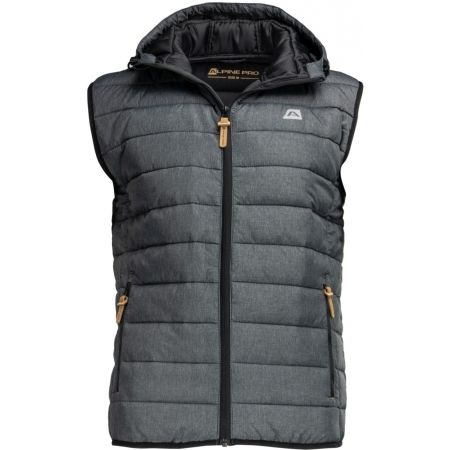 Men's vest - ALPINE PRO SOLOW 3 - 1