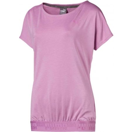 Dámské tričko - Puma SOFT SPORT BUBBLE TEE a9d0bee6c3e