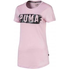 Puma FUSION GRAPHIC TEE - Women's T-shirt