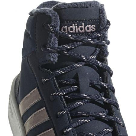 Detská voľnočasová obuv - adidas HOOPS MID 2.0 K - 4