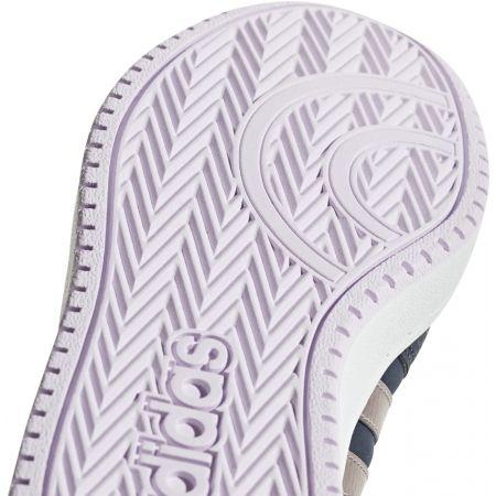 Детски обувки за свободното време - adidas HOOPS MID 2.0 K - 6