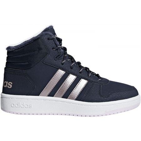 Детски обувки за свободното време - adidas HOOPS MID 2.0 K - 1