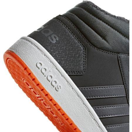 Încălțăminte casual copii - adidas HOOPS MID 2.0 K - 5