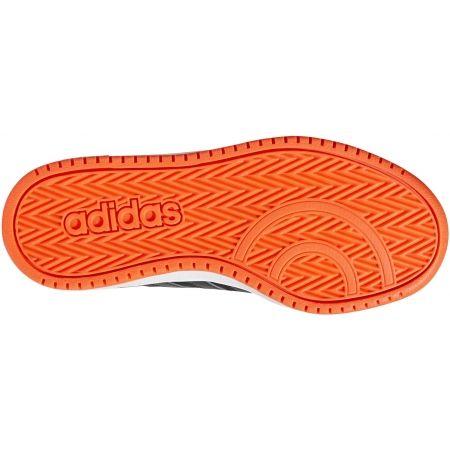 Încălțăminte casual copii - adidas HOOPS MID 2.0 K - 3
