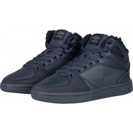 Chlapčenská zimná obuv - Umbro KINGSTON MID WL - JNR - 2
