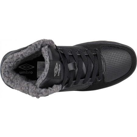 Chlapecká zimní obuv - Umbro KINGSTON MID WL - JNR - 5