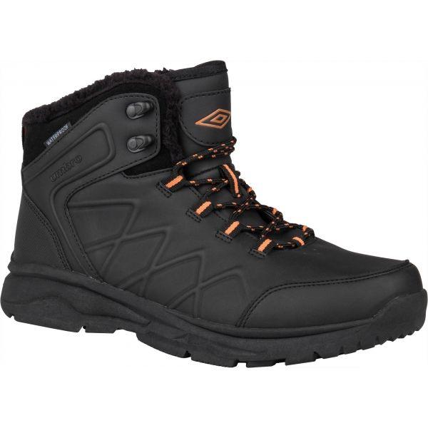 Umbro LOYALTY černá 44 - Pánská zimní obuv