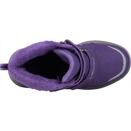 Detská zimná obuv - Lewro CRONUS - 4