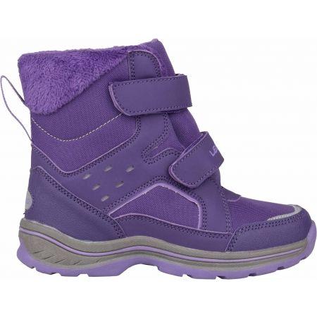 Detská zimná obuv - Lewro CRONUS - 2