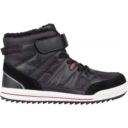 Dětská zimní obuv - Lewro CUBIQ II - 2 198003aeda