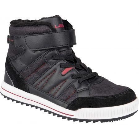 Dětská zimní obuv - Lewro CUBIQ II - 1 d854b6e300