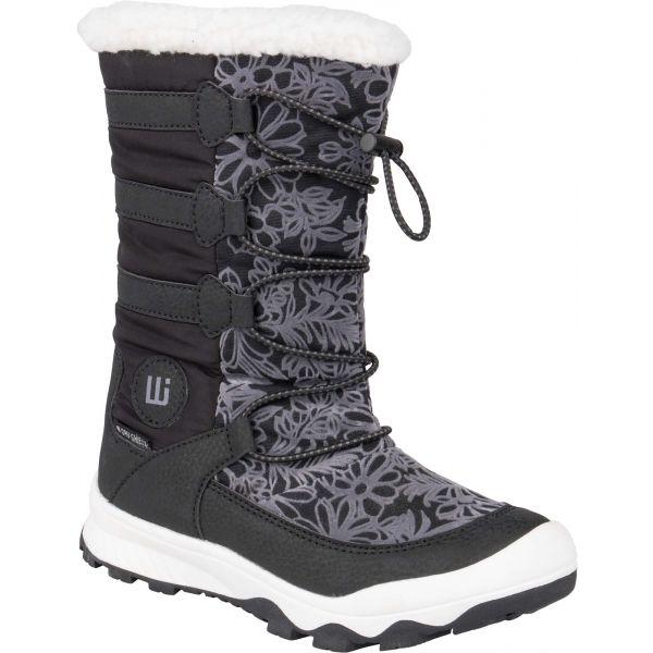 Willard CORA černá 36 - Dětská zimní obuv