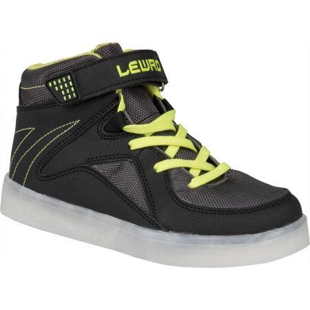 Detská zimná obuv - Lewro ALUCOR - 1