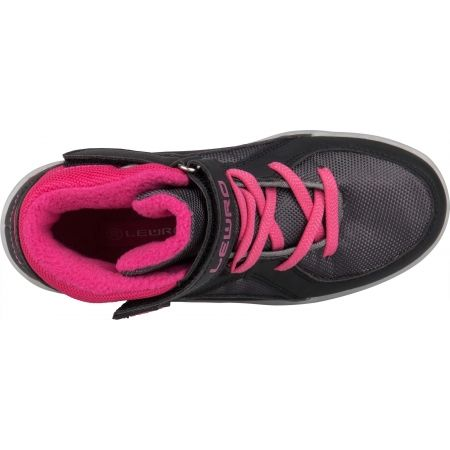 Detská zimná obuv - Lewro ALUCOR - 4