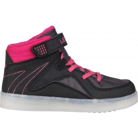 Detská zimná obuv - Lewro ALUCOR - 2