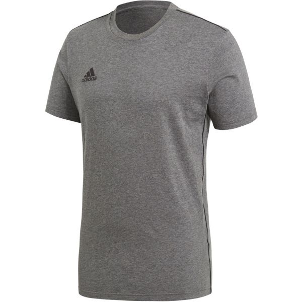 adidas CORE18 TEE sivá XL - Pánske tričko