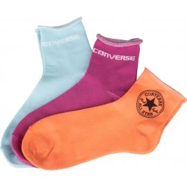 Converse WOMEN QUARTER STAMP LOGO - Women's socks