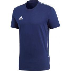 adidas CORE18 TEE - Koszulka piłkarska męska