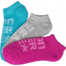 Converse WOMEN'S MESH LOGO - Dámské ponožky