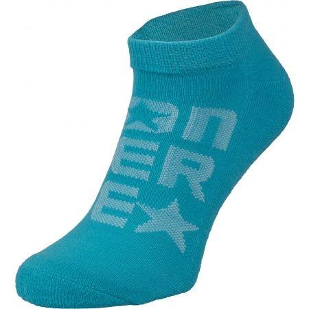 Dámske ponožky - Converse WOMEN'S MESH LOGO - 4