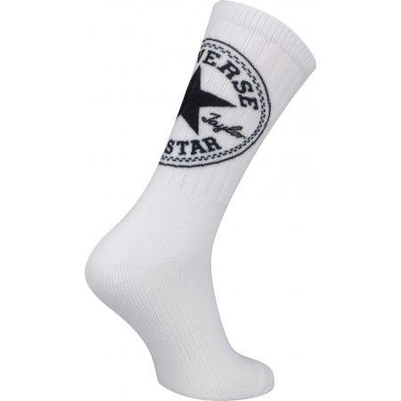 Pánské ponožky - Converse FASHION CREW 360 CHUCK PATCH - 4
