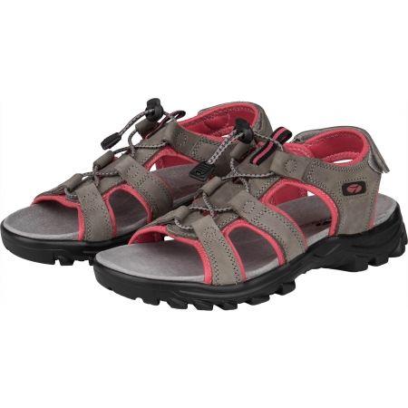 Dámske trekové sandále - Numero Uno VULCAN L - 2