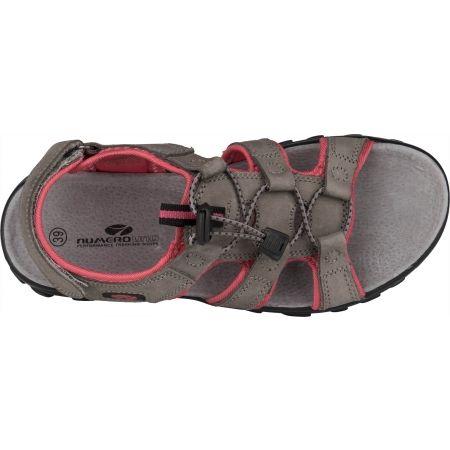 Dámske trekové sandále - Numero Uno VULCAN L - 5