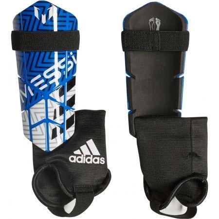 99a01fc173c22 Juniorské futbalové chrániče - adidas MESSI 10 YOUTH - 1