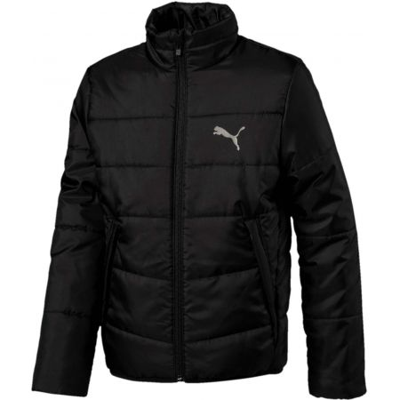 Puma ESS PADDED JACKET JR - Juniorská zimná bunda