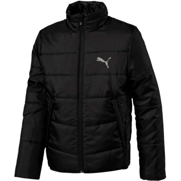 Puma ESS PADDED JACKET JR - Juniorská zimná bunda